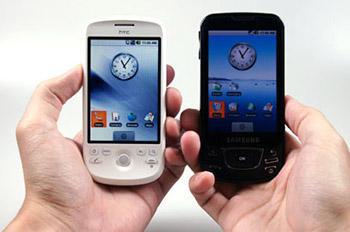 HTC ve Samsung Arasındaki Twitter Atışması!