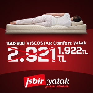 ViscoStar Comfort Yatak1