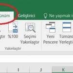 Excel Makro Nedir? Makro Kullanımı, Ekleme ve Oluşturma Nasıl Yapılır? 1
