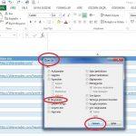 Excel Boş Satırları Silme Resimli Anlatım 3