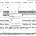 Word'de veya Excel'de Fazladan Oluşan Boşlukları Temizleme Silme Excel Kırpma Fonksiyonu 6