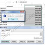 Excel'de Telefon Numaralarının Tek Bir Formata Dönüştürülmesi 4