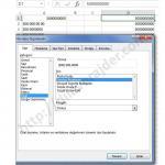 Excel'de Telefon Numaralarının Tek Bir Formata Dönüştürülmesi 6
