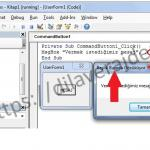 Excel VBA (Makro) MsgBox (Mesaj Kutusu) Adım Adım Detaylı Kullanımı 19