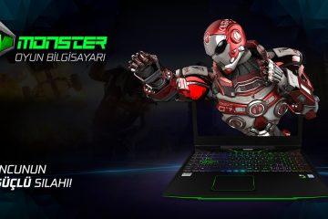 Monster Gaming Laptop Modelleri ile Twitch Dünyasının Yıldızı Olun 1