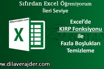 KIRP Fonksiyonu